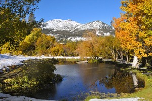 Mammoth Lakes Basin (10/15/09)
