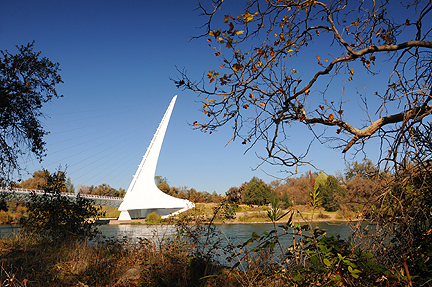 Sundial Bridge (11/4/09)