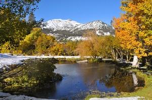 Mammoth Lakes Basin (10/15/09)