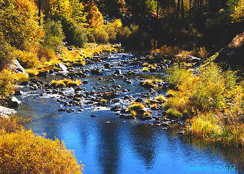 S Fork, American River (10/26/14) Kimberly Kofala
